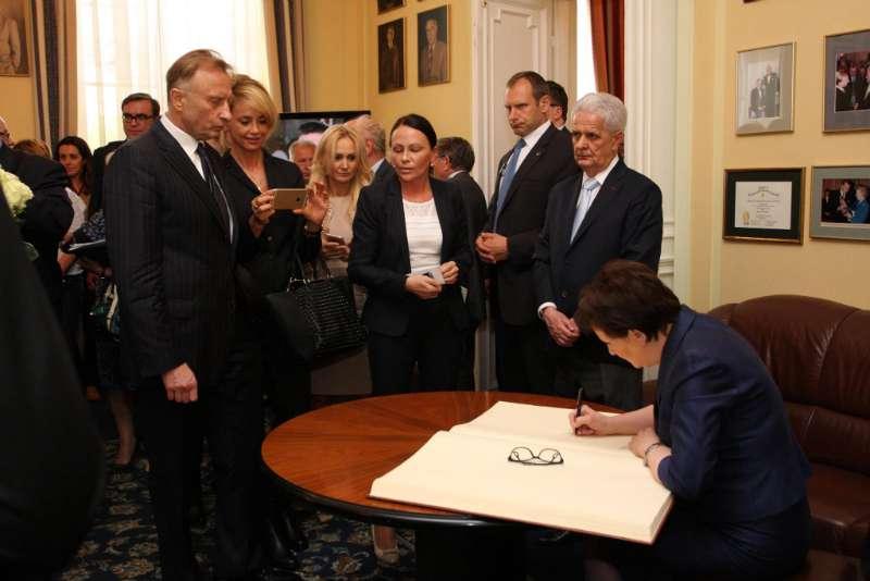 Spotkanie z Premier Ewą Kopacz