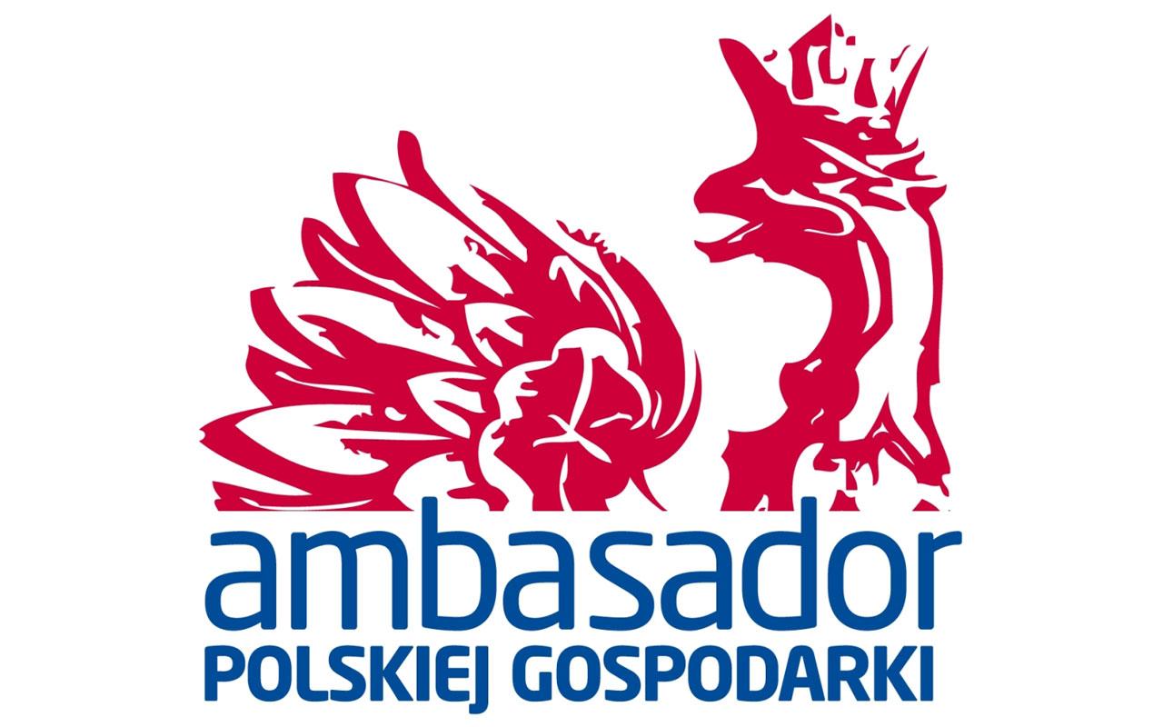 Otrzymanie tytułu Ambasador Polskiej Gospodarki