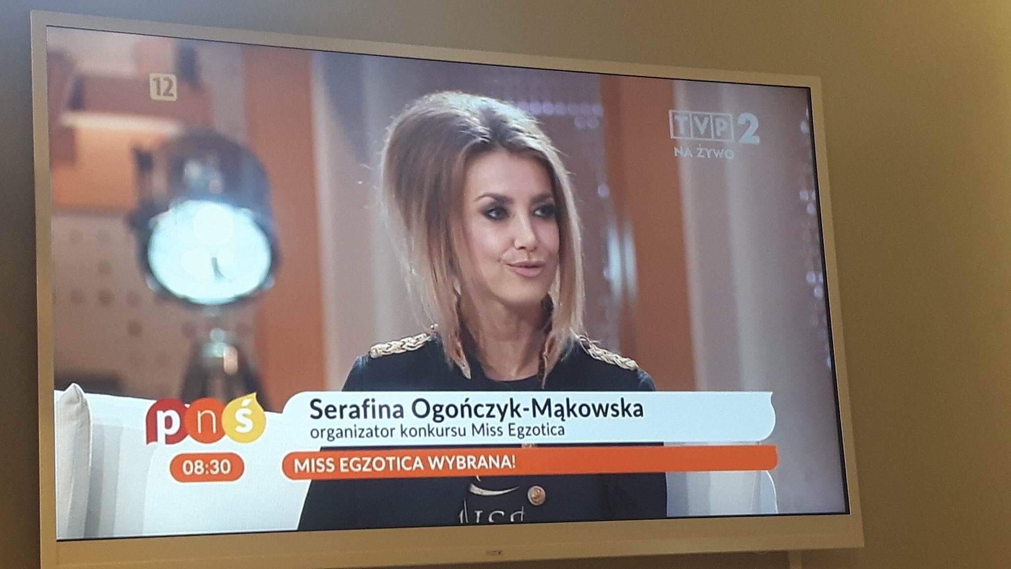 """""""Na temat"""" z Serafiną Ogończyk-Mąkowską"""